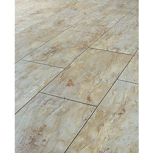 Merveilleux Wickes Indian Slate Tile Effect Laminate Flooring   2.5m² Pack