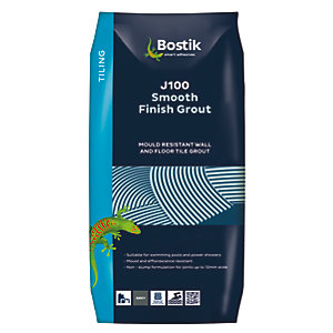 Bostik Smooth Finish Grout J100 3.5kg White