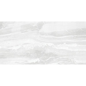 Wickes Callika Mist Grey Porcelain Tile 600 x 300mm Sample