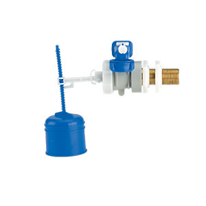 Dudley Side Inlet Valve with Brass Tail