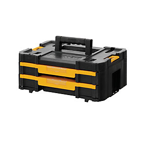 DEWALT TSTAK IV DWST1-70706 2 Shallow Drawer Unit