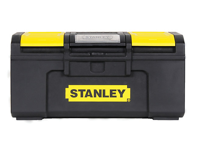 Stanley One Touch Toolbox 19In
