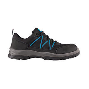 Tough Grit Alder Safety Trainer - Black
