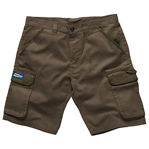 56087814410195 Tough Grit Cargo Short - Khaki