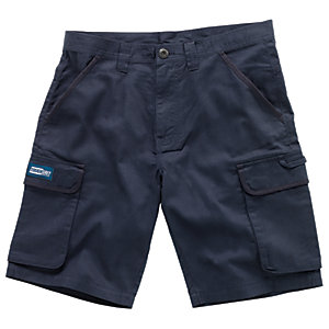 Tough Grit Cargo Short - Navy