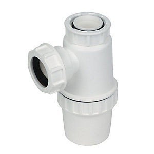 FloPlast TB47 Bottle Trap - 40mm