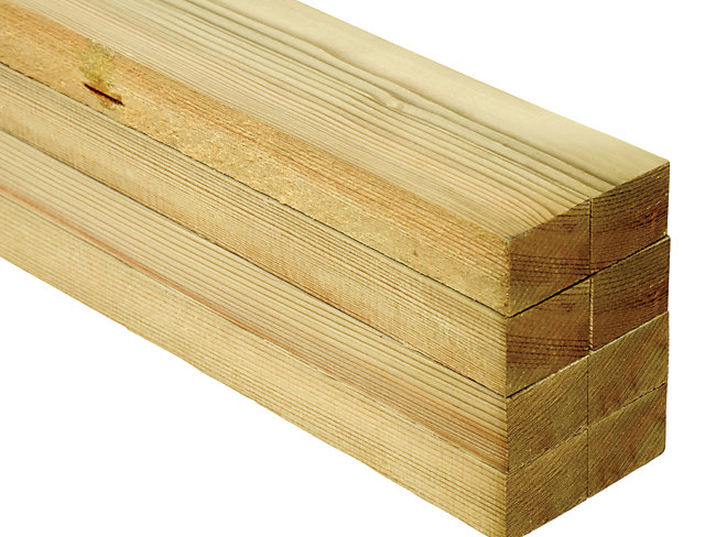 Treated Sawn Timber