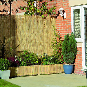 Wickes Reed Garden Screening - 2 x 4m