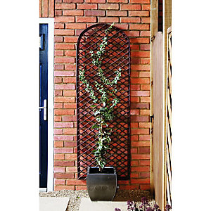 Wickes Willow Curved Trellis - 1.83m x 600mm