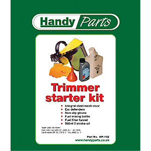 The Handy Trimmer Starter Kit 6 Piece