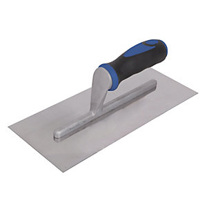 Wickes Stainless Steel Plasterer's Trowel - 11in