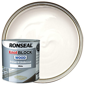 Ronseal Knot Block Primer and Undercoat 2.5L
