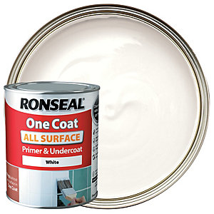 Ronseal One Coat All Surface Primer and Undercoat 750ml
