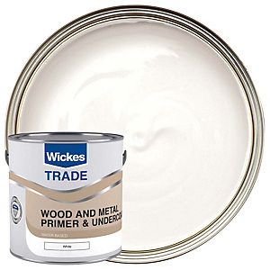 Wickes Universal Primer Paint - 2.5L