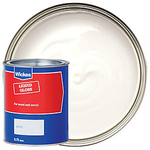 Wickes Value Undercoat Paint - White 2.5L