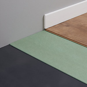 Wickes Wood Fibre Laminate & Wood Flooring Underlay - 10.03m2 Pack