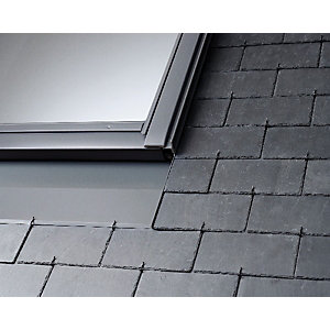 VELUX Recessed Slate Roof Window Flashing - 1180 x 660mm