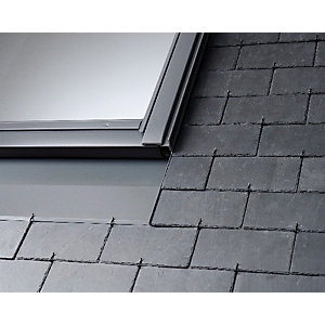 VELUX Recessed Slate Roof Window Flashing - 1400 x 1340mm