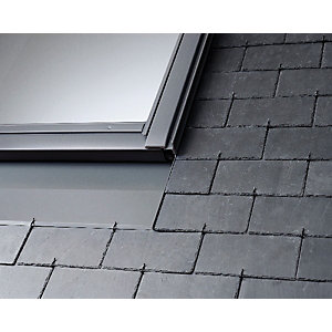 VELUX Recessed Slate Roof Window Flashing - 980 x 550mm