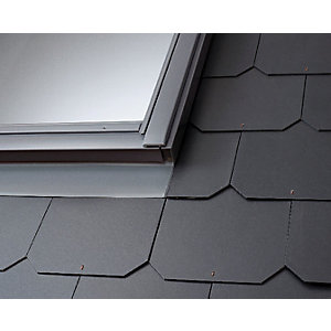Velux Edl CK06 0000 Slate Roof Window Flashing 1180 x 550mm