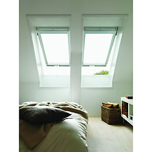VELUX White Top Hung Roof Window - 780 x 1400mm