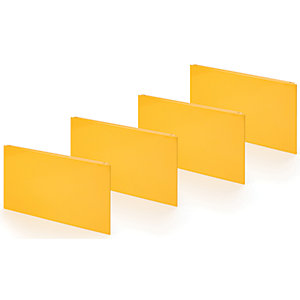 Van Vault Dividers for Slider Set of 4