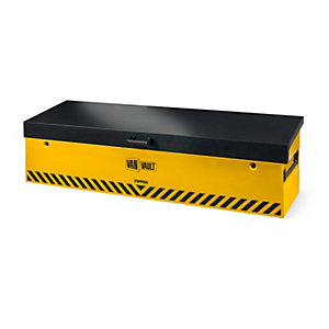 Van Vault Tipper Tool Lock Box