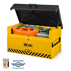 Van Vault 2 Tool Security Storage Box