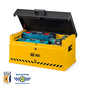 Van Vault Mobi Tool Security Storage Box