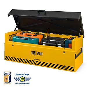 Van Vault Outback Tool Security Storage Box