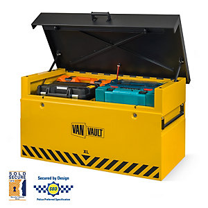 Van Vault XL Tool Security Storage Box