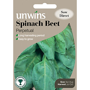 Unwins Beet Perpetual Spinach Seeds