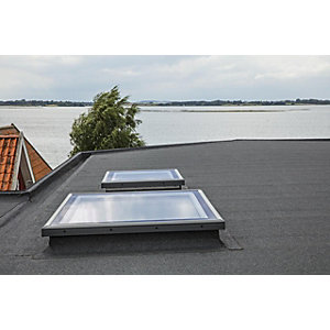 Velux Flat Roof Flat Glass Cover