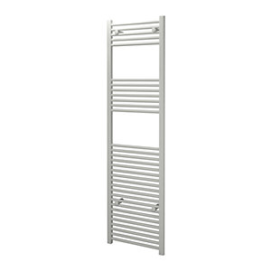 Kudox Straight Towel Radiator - White 500 x 1800 mm