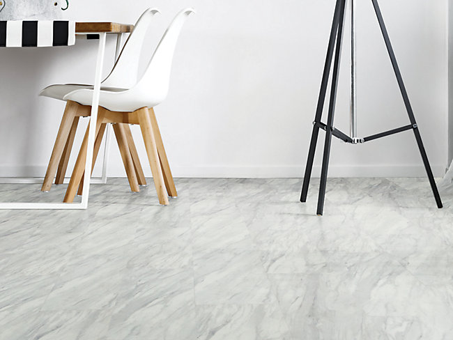 Marble & Stone Effect Flooring
