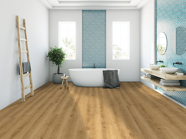 Laminate Wood Floors In Bathroom Mycoffeepot Org