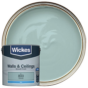 Wickes Chinoise - No. 800 Vinyl Matt Emulsion Paint - 2.5L