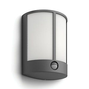 Philips Stock LED Wall Light with PIR - 6W