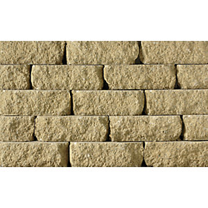 Marshalls Croft Textured Walling - Buff 300 X 170 X 100mm
