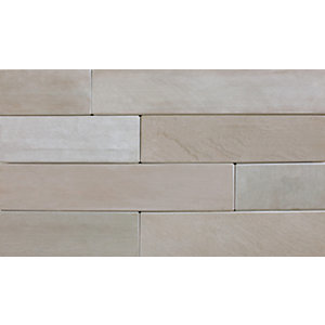 Marshalls Fairstone Sawn Versuro Smooth Walling Pack - Antique Silver 3m2