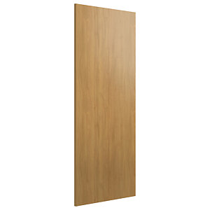 Wickes Wardrobe End Panel Oak - 2800mm x 620mm