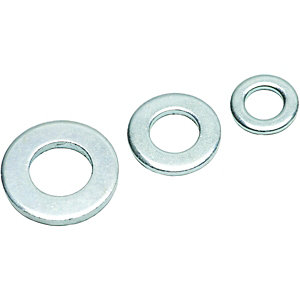 Wickes Assorted Washers Pack 45