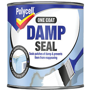 Polycell One Coat Damp Seal - 1L