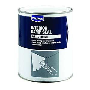 Wickes Interior Damp Seal - White 1L