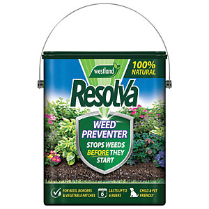 Resolva Weed Preventer Tub 2.5 Kg