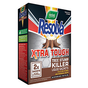 Resolva Xtra Tough Stump Killer Sachet - 200ml