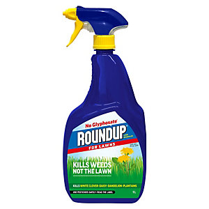 Roundup Lawn Weedkiller 1L