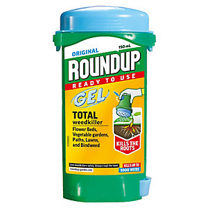 Roundup Weedkiller Ready to Use Gel - 150ml