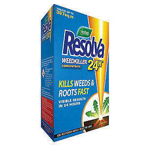 Westland Resolva 24H Liquid Weedkiller Concentrate - 250ml