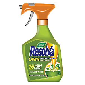Westland Resolva Lawn Weedkiller Ready to Use - 1L